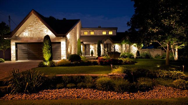 eclairage architectural - Eclairage Jardin