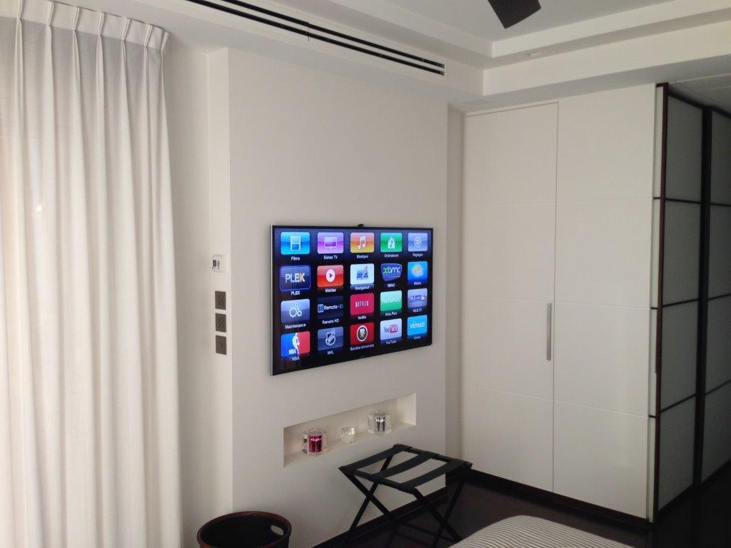 television-mural-domotique
